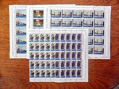 ITALY 1973 Save Venice 25 Complete Sets FP9460