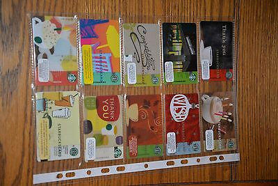Starbucks Cards - Twenty all brand new and perfect condition (4)