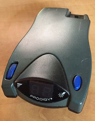 Tekonsha Prodigy Cequent Electric Trailer Brake Controller - works well control