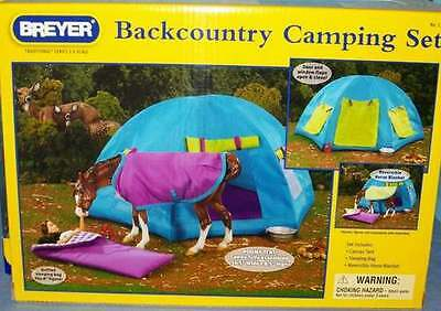 Breyer Traditional Accessories Backcountry Camping Set