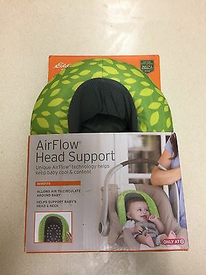 Eddie Bauer Air Flow Head Support For Baby in Car Seat