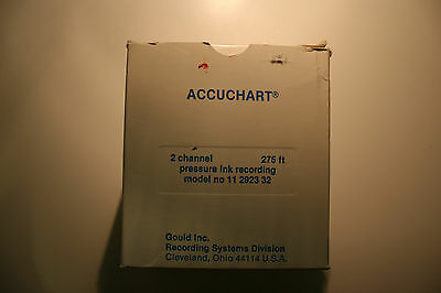 Accuchart 2 Channel Recording Paper 275 Feet (11 2923 32)