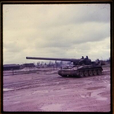 Vietnam Slide - Army GI with 196TH LIGHT INF BRIGADE 23RD INFANTRY DIVISION #8
