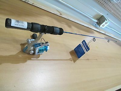 Shakespeare Glacier Ice combo   26 inch light action  2015 model