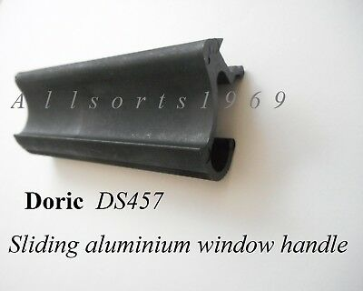 Sliding aluminium window lock handle Doric DS457