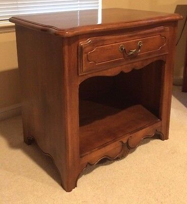 Ethan Allen Country French Nightstand 26-5306