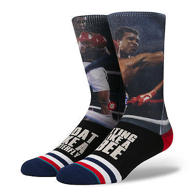 New Stance Socks - Crew - G.O.A.T from The WOD Life