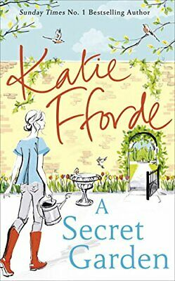 A Secret Garden by Fforde, Katie Book The Cheap Fast Free Post