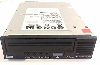 Hp Ultrium 448 LTO-2 Scsi Tape Drive Dw016-69201 378467-001 from an ML350 G4