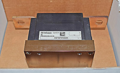 Infineon Diode Module Dz1070N22K - Unused In Original Boxes