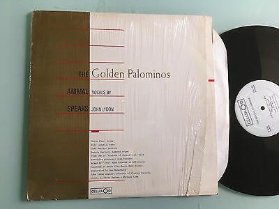 LP  NM    The Golden Palominos – The Animal Speaks  – Bill Laswell