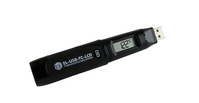Lascar EL-USB-TC-LCD Thermocouple Temperature Data Logger with LCD Display