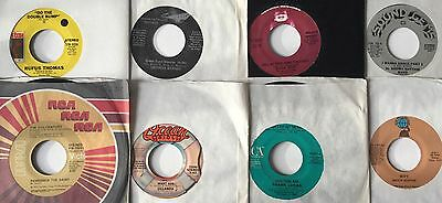 "Job Lot - 24 x Soul / Funk / Disco Records - 45's - Original US 7"" VG+ / NM"