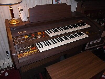 Godwin Cd100 Electronic Organ