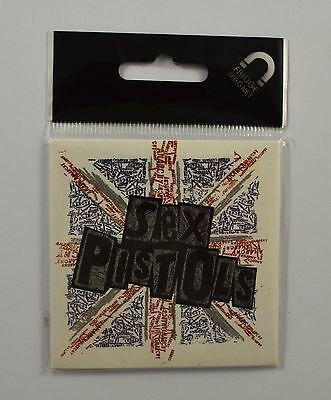 Collectable Sex Pistols Fridge Magnet - Classic Logo - Officially Licensed NEW
