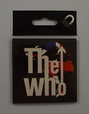 Collectable The Who Fridge Magnet - Classic Logo - Officially Licensed NEW