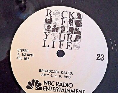 Radio Show: ROCK OF YOUR LIFE TRIBUTE SHOW #28 2ND WAVE & #64 PRODUCERS:G.MARTIN