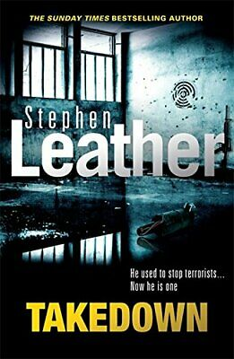 Takedown, Leather, Stephen Book The Cheap Fast Free Post