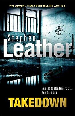 Takedown by Leather, Stephen Book The Cheap Fast Free Post