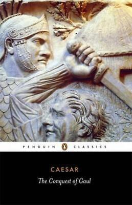 NEW The Conquest of Gaul By Julius Caesar  Paperback Free Shipping