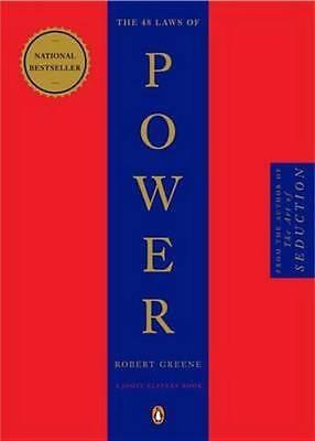 NEW The 48 Laws of Power By Robert Greene Paperback Free Shipping