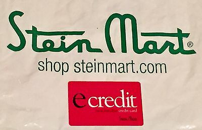 STEIN MART $73.87 Value IN-STORE OR ONLINE PRODUCT/SERVICES GIFT CARD,No Expire!