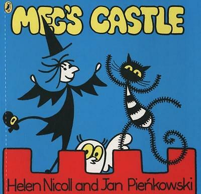 NEW Meg's Castle By Helen Nicoll Paperback Free Shipping