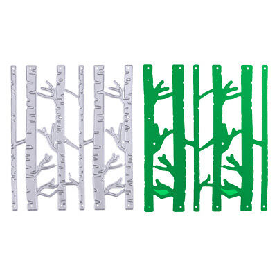 Birch Tree Metal Cutting Dies Stencils DIY Scrapbooking Album Paper Card Crafts