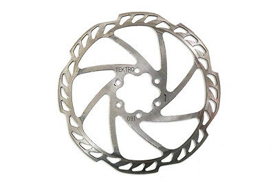 Tektro 160mm Mountain / Road Bike 6 Bolt Disc Rotor (F52625)