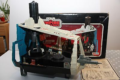 Star Wars Vintage Palitoy Empire Strikes Back Darth Vader's Star Destroyer