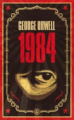 Nineteen eighty-four by George Orwell (Paperback)