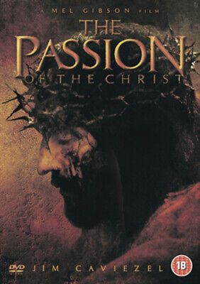 The Passion of the Christ DVD (2004) Jim Caviezel