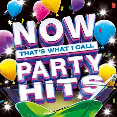 Various Artists - NOW That's What I Call Party Hits - Various Artists CD M0VG