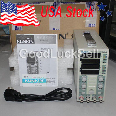 Dual Channel Adjustable LCD DC Electronic Load 300W 80V 30A KL283 US