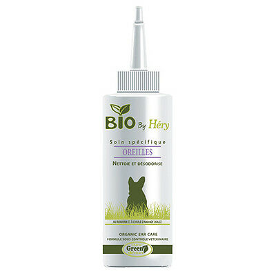 Soin pour chien - oreilles - Bioty By Héry