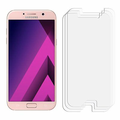 2 High Quality Screen Cover Guard Film Foil For Samsung Galaxy A3 2017