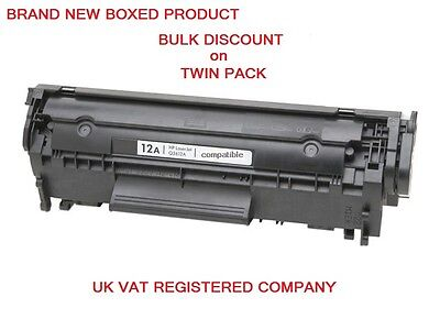 toner cartridge HP 12A NEW compatible Laserjet 1010 1020 1022 3020 3030 3050/55