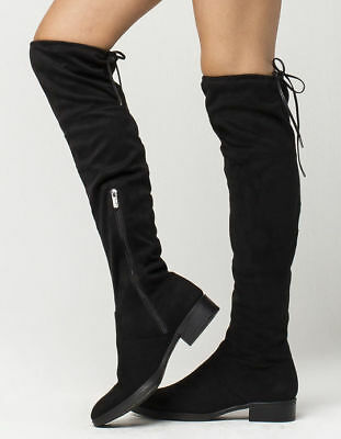 1f94d59735d6d0  120 size 6.5 Circus by Sam Edelman Peyton Black Over Knee Boots Womens  Shoes