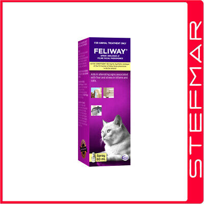 Ceva Feliway For Cats Spray 60ml