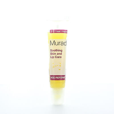 Murad Age Soothing Skin & Lip Care, .5 oz. 2 Pack Blister Lip Balm NFL New York Giants
