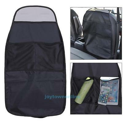 Waterproof Car Seat Back Scuff Dirt Protector Cover for Children Baby Kick Mat