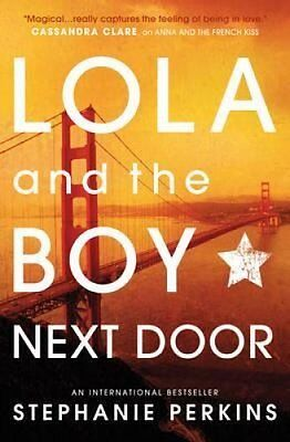 Lola and the Boy Next Door by Stephanie Perkins 9781409579946 (Paperback, 2014)
