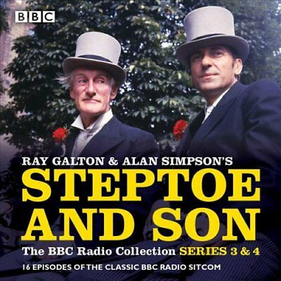 Steptoe & Son: 16 Episodes of the Classic BBC Radio Sitcom: No. 3 & 4 by Alan...