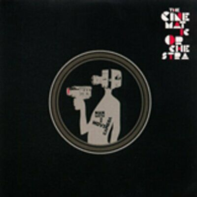 The Cinematic Orchestra - Man With a Movie ... - The Cinematic Orchestra CD GCVG