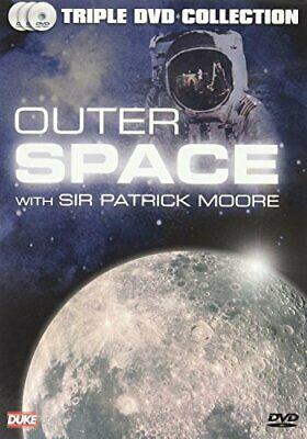 Outer Space With Sir Patrick Moore [DVD] - DVD  LIVG The Cheap Fast Free Post