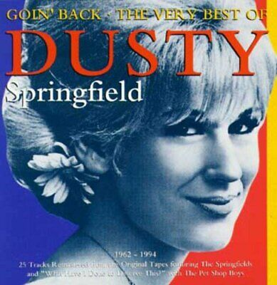 Dusty Springfield - Goin' Back - The Very Best Of... - Dusty Springfield CD 0XVG