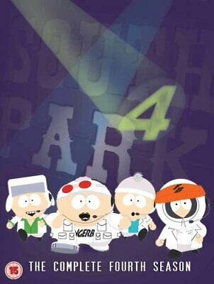 South Park - Season 4 [DVD] - DVD  0KVG The Cheap Fast Free Post