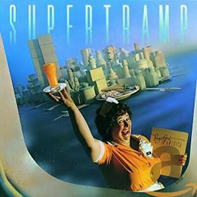Supertramp - Breakfast In America - Supertramp CD WCVG The Cheap Fast Free Post