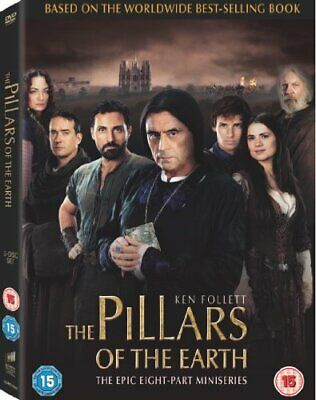 The Pillars of the Earth [DVD] [2010] - DVD  XQVG The Cheap Fast Free Post