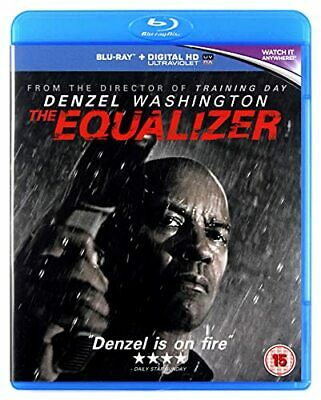 The Equalizer [Blu-ray] [2014] - DVD  DSVG The Cheap Fast Free Post